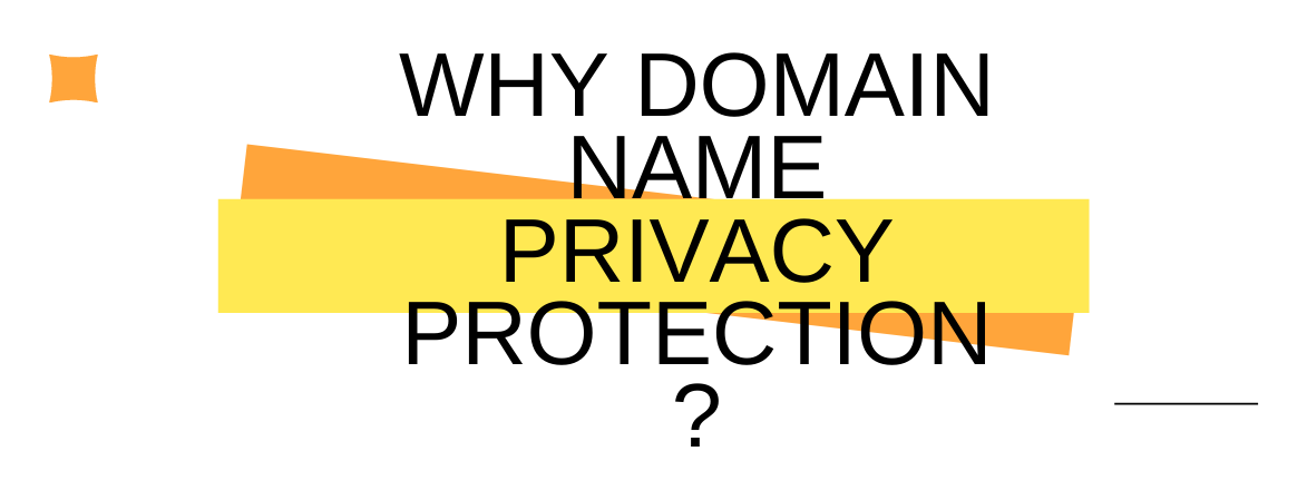 why domain name privacy protection